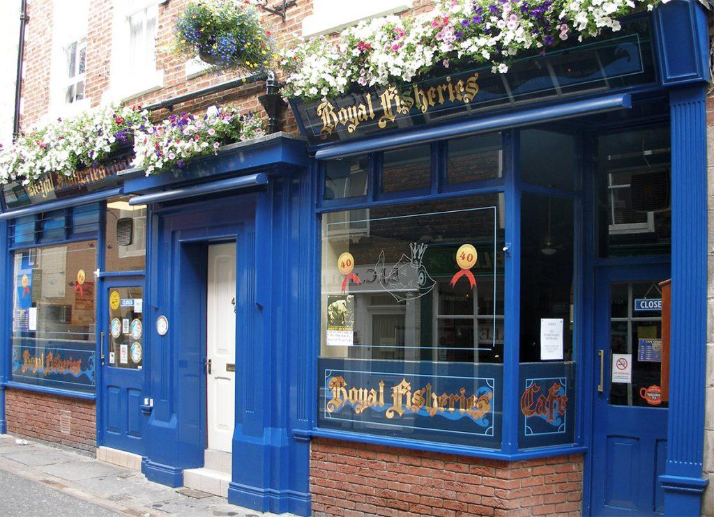 royal fisheries shop